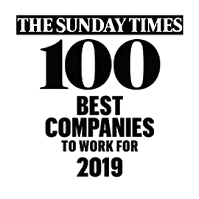 Sunday Times 100 Best Companies 2019